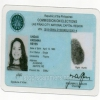 Commission on elections ID card