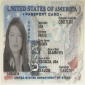 USA passport card