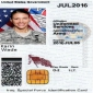 Iraq special force ID card