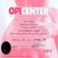 Certificate OPI Center
